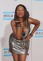 11/20/11 Los Angeles, CA: Jennifer Hudson during the arrivals at the 2011 American Music Awards held at the Nokia Theatre.