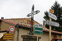 De Roquefixade à Montsegur
