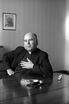 Edward Daly Catholic Bishop of Derry Northern Ireland Londonderry. 1979