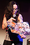 Janeane Garofalo  - Dave Hill's Tasteful Nudes - The Bell House - Brooklyn - May 24, 2012