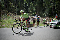 Alex Howes (USA/Cannondale-Drapac)<br /> <br /> Stage 18 (ITT) - Sallanches &rsaquo; Meg&egrave;ve (17km)<br /> 103rd Tour de France 2016