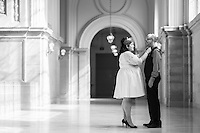 Kacee and Colin's San Francisco City Hall Wedding