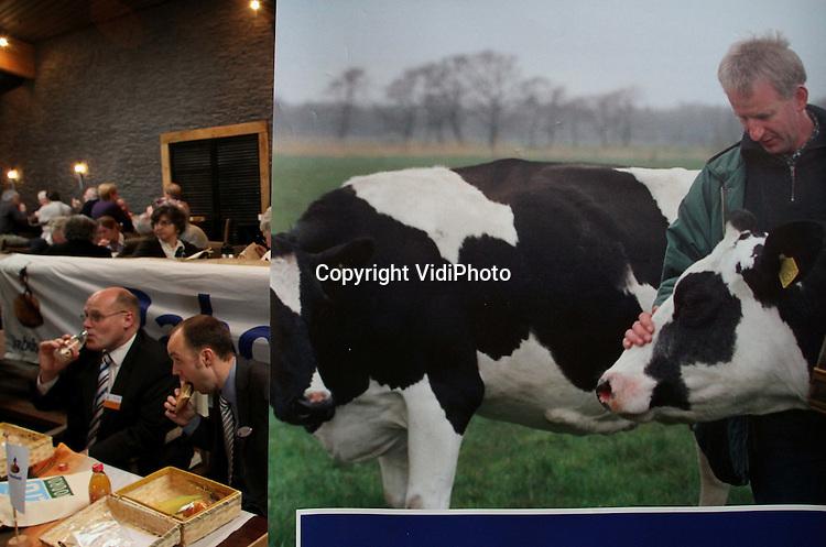 Foto: VidiPhoto..ARNHEM - Dag van LTO Noord in Burgers' Zoon in Arnhem.