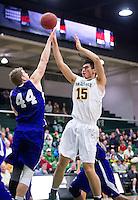 USF Men's Basketball vs Holy Cross, Tuesday, December 18, 2012