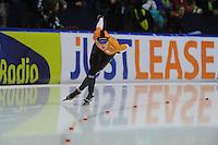 SCHAATSEN: HEERENVEEN: IJsstadion Thialf, 29-12-2015, KPN NK Afstanden, 5000m Dames, Antoinette de Jong, ©foto Martin de Jong
