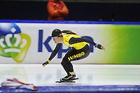 SCHAATSEN: HEERENVEEN: 24-10-2014, IJsstadion Thialf, Topsporttraining Team LottoNL - Jumbo, Diane Valkenburg, ©foto Martin de Jong
