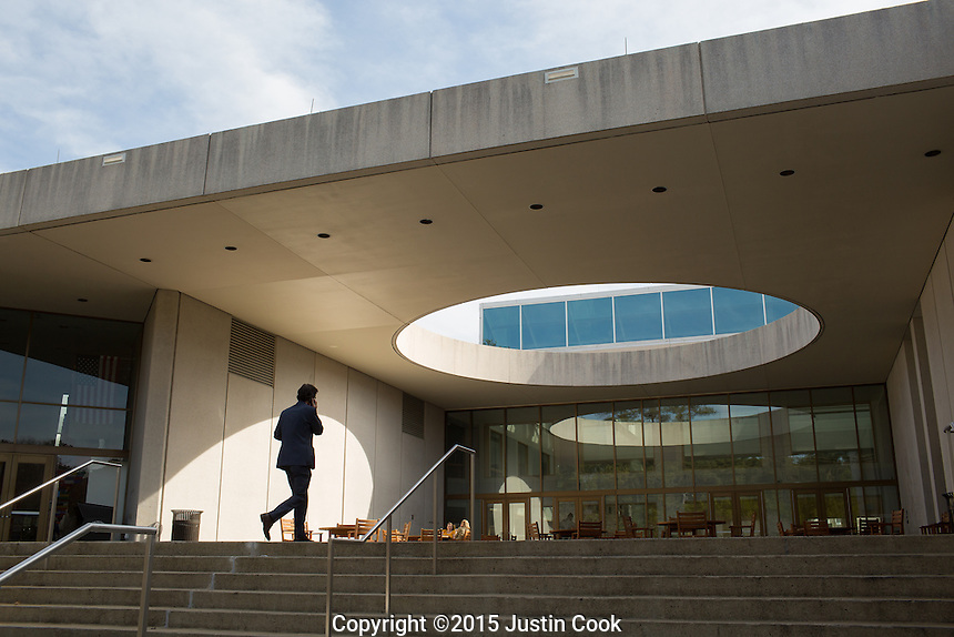 Interiors and exteriors of Duke University's Fuqua School of Business in Durham, N.C. on Wednesday, March 4, 2015. (Justin Cook for The Wall Street Journal)<br /> <br /> RANKINGS