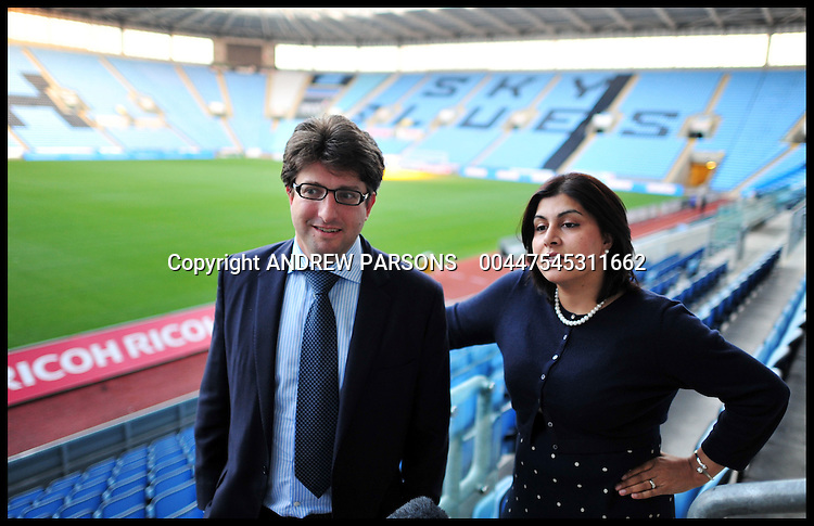 Chairman of the Conservative Party Andrew Feldman and Sayeeda Warsi tour the country attending meet the Chairman event, Wednesday September 1, 2010, Photo By Andrew Parsons
