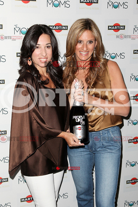 26 June 2012 - New York , NY - Melissa Gerstein &amp; Denise Albert pictured at the Martini and The Moms event for &quot;People Like Us&quot; at the Disney Screening Room in New York City. Photo Credit: &copy; Martin Roe / MediaPunch Inc. *NORTEPHOTO*<br />