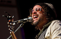 Rusted Root Performs During Downtown Pittsburgh New Years Eve Celebration