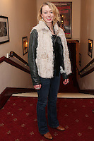 """NO REPRO FEE. 17/1/2010. The Field opening night. Rosin Agnew is pictured at the Olympia Theatre for the opening night of John B Keanes 'The Field"""" Picture James Horan/Collins"""