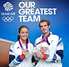 Andy Murray and Laura Robson <br />