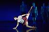 Terra Incognita<br /> by Shobana Jeyasingh <br /> Music by Gabriel Prokofiev<br /> Designed by Jean-Marc Puissant <br /> Lighting by Lucy Carter <br /> Rambert Dance at Sadler's Wells, London, Great Britain <br /> 18th November 2014 <br /> rehearsal <br /> <br /> <br /> <br /> <br /> Dane Hurst <br /> <br /> <br /> Photograph by Elliott Franks <br /> Image licensed to Elliott Franks Photography Services