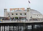 Brighton Pier, Brighton, Sussex, UK
