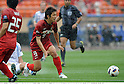 Yuya Osako (Antlers), MAY 10th, 2011 - Football : AFC Champions League Group H match between Kashima Antlers 2-1 Sydney FC at National Stadium in Tokyo, Japan. (Photo by Takamoto Tokuhara/AFLO).
