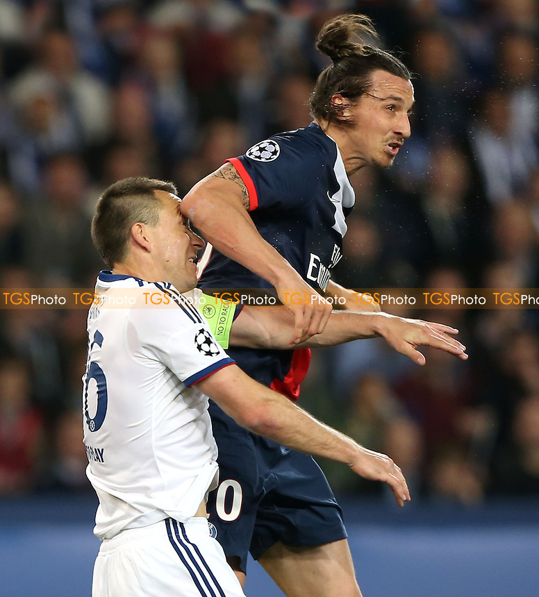 Photos Chelsea Vs Paris Saint Germain: PSG_Chelsea_020414_TGS015.JPG
