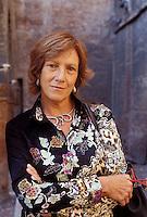 2003: Lidia Ravera ( writer )  © Leonardo Cendamo