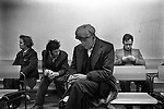 Labour Exchange south London. England 1976<br />