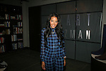Angela Simmons Attends Stuart Weitzman & Gilt Launch Exclusive Digital Pop-up Shop to Celebrate the 20th Anniversary of the 5050 Boot at NeueHouse, NY