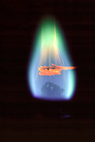 BORON FLAME TEST<br />