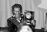 Chuck Berry 1984 Grammy Lifetime Achievement Award.© Chris Walter.
