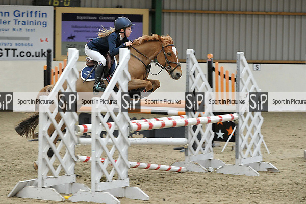 Class 3. Discovery. British Showjumping (BS). Brook Farm Training Centre. Essex. 18/03/2017. MANDATORY Credit Garry Bowden/Sportinpictures - NO UNAUTHORISED USE - 07837 394578