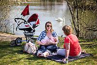 We Do It In Public - Breastfeeding in Public