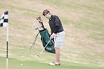 Oxford High golfer Matthew Williams at Oxford Country Club on Thursday, April 8, 2010.