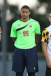 13 September 2013: Maryland's Zack Steffen. The University of North Carolina Tar Heels hosted the University of Maryland Terrapins at Fetzer Field in Chapel Hill, NC in a 2013 NCAA Division I Men's Soccer match. The game ended in a 2-2 tie after two overtimes.
