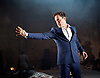 Carmen Disruption <br /> at Almeida Theatre, London, Great Britain <br /> press photocall<br /> 16th April 2015 <br /> <br /> <br /> John Light as Escamillo <br /> <br /> <br /> <br /> <br /> Photograph by Elliott Franks <br /> Image licensed to Elliott Franks Photography Services