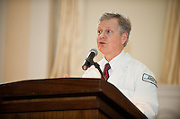White Coat Ceremony, class of 2015. Dean Rick Morin, M.D.