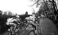 3 Days of West-Flanders, .day 3: Nieuwpoort-Ichtegem.The Kemmelberg