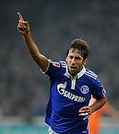 Fussball Bundesliga 2010/11, 13. Spieltag: FC Schalke 04 - SV Werder Bremen
