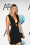 Model Megan Williams Attends the Unitas Gala <br /> Against Sex Trafficking Held at Capitale