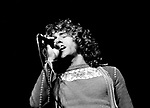 The Who 1972 Roger Daltrey in 'Tommy' at the Rainbow.© Chris Walter.