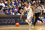 20 December 2011: Duke's Chloe Wells. The Duke University Blue Devils defeated the University of North Carolina Wilmington Seahawks 107-45 at Cameron Indoor Stadium in Durham, North Carolina in an NCAA Division I Women's basketball game.