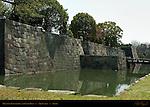 Honmaru foundations Inner Moat Edo period Nijo Castle Kyoto