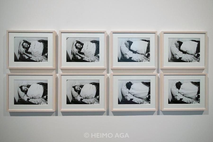 57th Art Biennale in Venice - Viva Arte Viva. Giardini.<br /> International Pavillion.<br /> Mladen Stilinović: Artist at Work, 1978/2017
