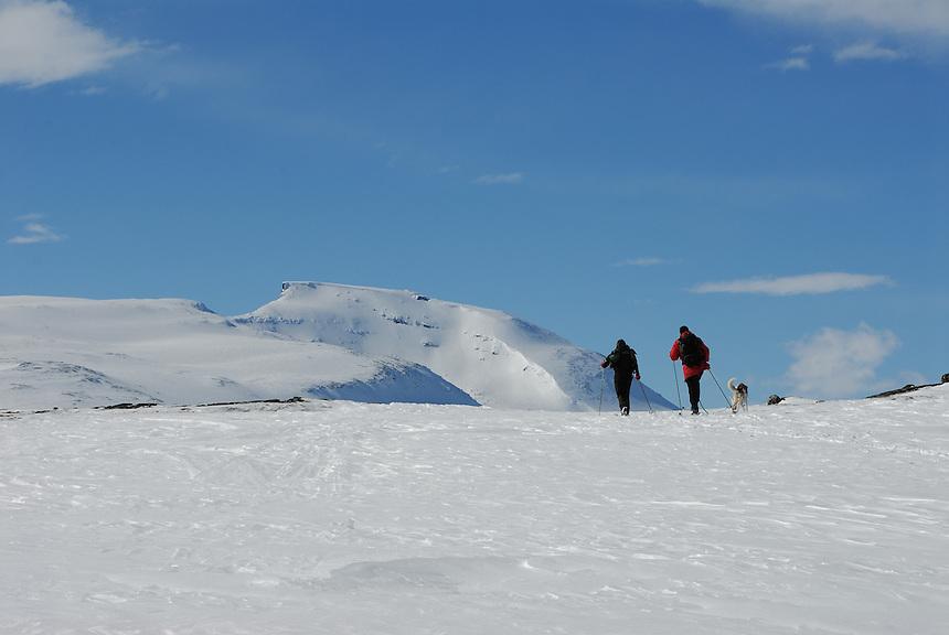 Trollheimen,Trollhetta,Norway Skiing near Trollhetta,Trollheimen,Norway
