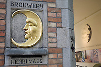 Brouwerij De Halve Maan - Henri Maes Brewery; Bruges; Belgium; Europe
