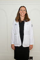 Jamie Richter. Class of 2017 White Coat Ceremony.