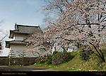 Osaka Castle Rokuban Yagura sixth turret 1628 Southwest Sumi Yagura corner turret Osaka Japan