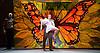 English National Ballet <br /> Triple Bill at Sadler's Wells, London, Great Britain <br /> 12th April 2016 <br /> world premier rehearsal <br /> <br /> <br /> Broken Wings<br /> choreography by Annabelle Lopez Ochoa<br /> <br /> Tamara Rojo as Frida Khalo<br /> <br /> Irek Mukhamedov<br /> as Diego Rivera<br /> <br /> <br /> Photograph by Elliott Franks <br /> Image licensed to Elliott Franks Photography Services