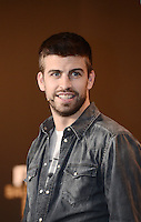 Fussball International  FIFA Ballon d Or / Weltfussballer 2012   PK   07.01.2013 Gerard Pique (Spanien)