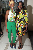A Rise Magazine Spring Fashion Show held at Avery Fischer Hall during The Mecerdes Benz Fashion Week