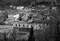 Artegna, Terremoto del Friuli del Maggio 1976.<br /> Artegna, Friuli earthquake in May 1976.