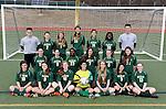 4-2-14, Huron High School girl's junior varsity soccer team