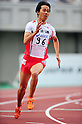 Kei Takase (JPN), JUNE 10th, 2011 - Athletics : The 95th Japan Athletics National Championships Saitama 2011, Men's 200m at Kumagaya Athletic Stadium, Saitama, Japan. (Photo by Jun Tsukida/AFLO SPORT) [0003] ..