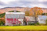 The Robinson Farm in Woodstock, VT