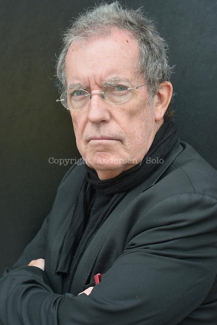 Miquel De Palol, Spanish writer in 2016.